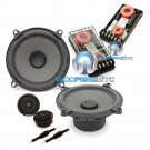 "Focal ISN 130-XO 5.25"" 50W RMS Integration Series Slim 2-Way Component Speakers"