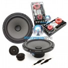 """Focal ISN165-XO 6.5"""" 60W RMS Component Speakers System with 165VR VR-XO Crossovers"""