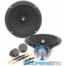 "Focal ISU 165 6.5"" 70W RMS 2-Way Component Speakers System"