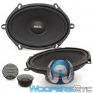 "Focal ISU570 5"" x 7"" 70W RMS 2-Way Component Speakers System"