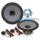 "Hertz K165 6.5"" 75W RMS 2-Way Component Speakers System"