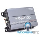 KAC-M1814 - Kenwood 4-Channel 400W Compact Digital Ampliifer
