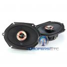 """Infinity Kappa 683XF 6"""" x 8"""" 300W 2-Way Coaxial Speakers"""