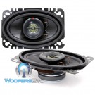 "KFC-4675C - Kenwood 4x6"" 2-Way Coaxial Speakers"