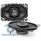 """KFC-4675C - Kenwood 4x6"""" 2-Way Coaxial Speakers"""