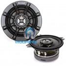 "11KS40 - Kicker 4"" 2-Way KS Series Coaxial Speakers with Grilles"