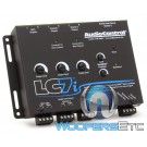 Audiocontrol LC7i Black 6-Channel Line Output Converter with Bass Restoration (Add Amps to your Factory System)