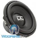 """DC Audio LV4 M2.1 15 D4 15"""" 1400W RMS Dual 4-Ohm Subwoofer"""