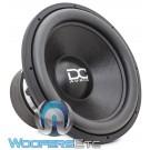"""DC Audio LV5 M5 Elite 18 D1 18"""" 3500W RMS Dual 1-Ohm Subwoofer"""