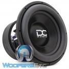 """DC Audio M5 LV6 15 D2 15"""" 4500W RMS Dual 2-Ohm Subwoofer"""