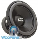 "DC Audio LV6 M5 ELITE 18 D1 18"" Dual 1-Ohm 4500W RMS Subwoofer"
