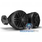 "Rockford Fosgate M0WL-65MB 6.5"" 250W 2-WAY MOTO-CAN OFF-ROAD Marine Tower Speakers"