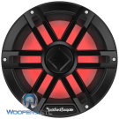 "Rockford Fosgate M1D2-10 Black Marine 10"" Color Optix Boat Subwoofer"