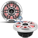 "M2-65 - Rockford Fosgate 6.5"" 150W RMS Color Optix™ Marine 2-Way Speakers (WHITE)"