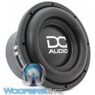 """DC Audio LV4 M2.1 10 D2 10"""" Dual 2-Ohm 1400W RMS Subwoofer"""