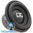 """DC Audio LV4 M2.1 12 D4 12"""" Dual 4-Ohm 1400W RMS Subwoofer"""