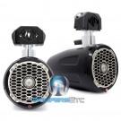 "Rockford Fosgate M262B-WAKE 6.5"" Marine Tower Speaker (Black)"