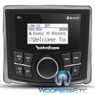 PMX-1 - Rockford Fosgate Wired Marine Digital Receiver with Bluetooth