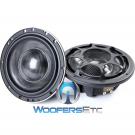 "Supremo MW6 - Morel 6.5"" 140W RMS Supremo Series Midrange Woofers"