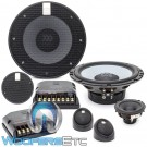 "Morel Maximo Ultra 603 MKII 6.5"" 180W RMS Maximo Ultra Series 3-Way Component Speakers System"