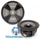 "Soundstream MCS.80 8"" 125W RMS 2-Way Marine Coaxial Speakers"