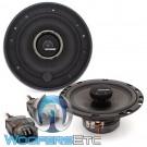 "Memphis MCX60 6.75"" 50W RMS M-Class 2-Way Coaxial Speakers"