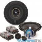 "Memphis MCX60C 6.5"" 50W RMS M-Class 2-Way Component Speakers System"