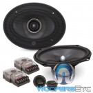 "Memphis MCX69C 6"" x 9"" 60W RMS 2-Way Component Speakers System"