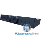 "Memphis Audio MJMEFORD8D1 Select Ford Trucks (2) MOJO 8"" Subwoofers in Custom Enclosure"