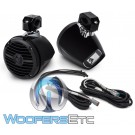 Rockford Fosgate MOTO-REAR1 Add-on Rear Speaker Kit for use with RZR-STAGE2 and RZR-STAGE3 Kits