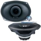 "Diamond Audio MP694 6"" x 9""  Pro Full Range Coaxial Horn Speakers"