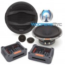 "Hertz MPK1650.3 PRO 6.5"" 125W RMS 2-Way Mille Series Component Speakers System"