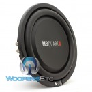 "MS1-304 - MB Quart 12"" 300W RMS Dual 4-Ohm M-Line Series Subwoofer"