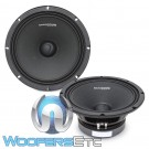 "Diamond Audio MSPRO8 8"" 500W RMS Motorcyle Midrange Speakers"