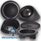"""Morel MT-450 1.1"""" 130W RMS Soft Dome Tweeters"""