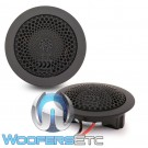 "Morel MT-350 1.1"" 130W RMS Double Magnet Tweeter"