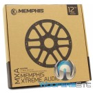 "Memphis MXA12GB 12"" MXA Marine Subwoofer Grill Black"