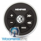 Memphis MXA1MCR Wired Marine Remote Control for MXA1MC Receivers
