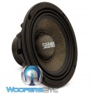 "Sundown Audio NeoPro-6.5 V3 6.5"" 180W RMS 4-Ohm Carbon Fiber Midrange Speaker (Single)"