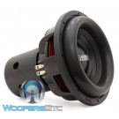 "Sundown Audio NS-12 V.4 D2 12"" 2500 Watt RMS Dual 2-Ohm Nightshade V.4 Series Subwoofer"
