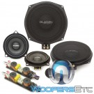 "Gladen ONE 201 BMW 8"" 85W RMS 3-Way Component Speakers System"
