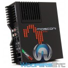 Mosconi ONE 80.4 4-Channel 4 x 80W One Line Series Class AB Amplifier
