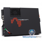 Mosconi ONE 100.6 Six-Channel Class AB 6 x 100W Amplifier