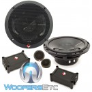 "P165-SE - Rockford Fosgate 6.5"" 120W RMS 2-Way Component Speakers System"