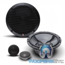 "Rockford Fosgate P165-SI 6.5"" 60W RMS 2-Way Component Speakers System"