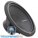"Rockford Fosgate P1S2-15 15"" 250W RMS Single 2-Ohm Punch Series Subwoofer"