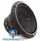 "P2D4-10 - Rockford Fosgate 10"" Dual 4 Ohm Punch Stage 2 Series Subwoofer"