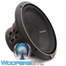 "P2D4-12 - Rockford Fosgate 12"" Dual 4 Ohm Punch Stage 2 Series Subwoofer"