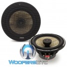 "Focal PC-165F 6.5"" 70W RMS 2-Way Flax Cone Coaxial Speakers"