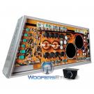 Precision Power PC1800.1D Power Class 1800W RMS Monoblock Amplifier
